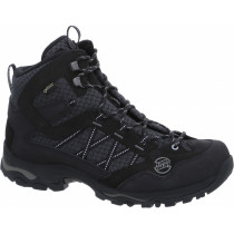 Hanwag Belorado Mid Winter GTX Schwarz Black