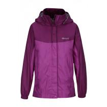 Marmot Girl's Precip Jacket Bright Pink