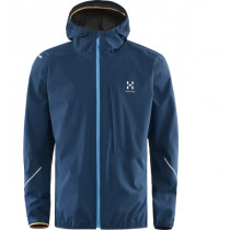 Haglöfs L.I.M Proof Jacket Men's Blue Ink
