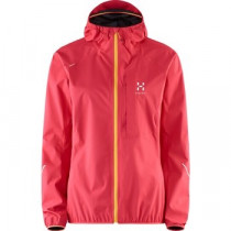 Haglöfs L.I.M Proof Jacket Women Carnelia