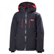 Helly Hansen Junior Aura Jacket Graphite Blue