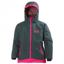 Helly Hansen Junior Lousie Jacket Rock