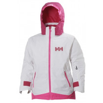 Helly Hansen Junior Lousie Jacket White