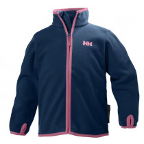 Helly Hansen Kids Daybreaker Fleece Jacket Marine Blue