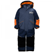 Helly Hansen K Snowfall Ins Suit Evening Blue