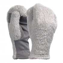 Houdini Hairy Magic Mitts Cold Front Grey