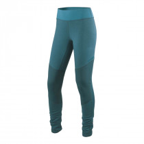 Houdini Men's Phantom Long Johns Abyss Green