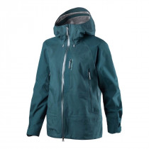 Houdini Women's Candid Jacket Abyss Green