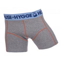 House Of Hygge Boxershorts Herre Jovial I Grå