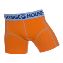 House Of Hygge Boxershorts Herre Megahot I Orange