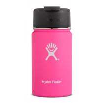 Hydro Flask 12 oz Wide Mouth W/Flip Lid Flamingo 12 oz