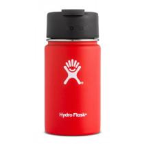 Hydro Flask 12 oz Wide Mouth W/Flip Lid Lava 12 oz