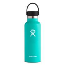 Hydro Flask 18 oz Standard Mouth W/Standard Flex Cap Mint 18 oz