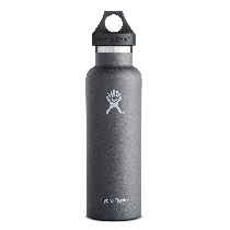 Hydro Flask Standard Mouth Graphite 21 oz