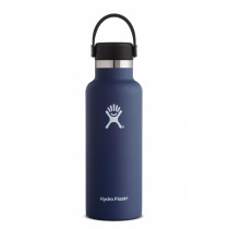 Hydro Flask Standard Mouth W/Standard Flex Cap Cobalt 18oz