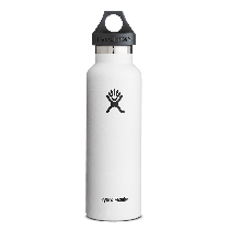 Hydro Flask Standard Mouth White 21 oz