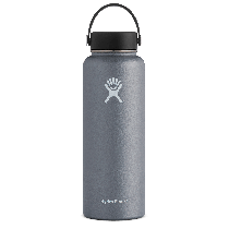 Hydro Flask Wide Mouth Graphite 40 oz