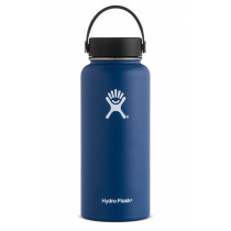 Hydro Flask Wide Mouth W/Flex Cap Cobalt 32oz