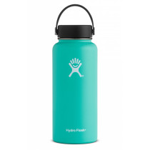 Hydro Flask Wide Mouth W/Flex Cap Mint 32oz