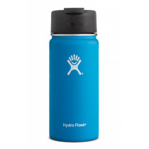 Hydro Flask Wide Mouth Coffee W/Flip Lid Pacific 16oz
