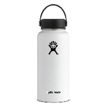 Hydro Flask Wide Mouth White 32 oz