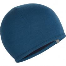 Icebreaker Adult Pocket Hat Prussian Blue/Midnight Navy