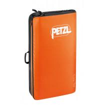 Petzl Alto Buldrematte Oransje/Sort 118x100x10cm
