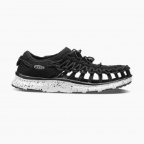Keen Junior's Uneek O2 Black/White