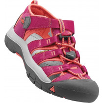 Keen Junior's Newport H Very Berry/Fusion Coral