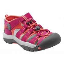 Keen Kid's Newport H2 Very Berry/Fusion Coral