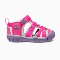 Keen Toddler's Seacamp II Cnx Very Berry/Lilac Chiffon