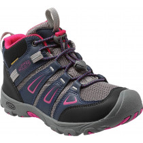 Keen Junior's Oakridge Mid Wp Dress Blues/Very Berry