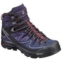 a3ad1b8d Salomon X Alp Mid Ltr GTX Women's Bk/Nightshade/Coral