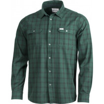 Lundhags Flanell Shirt Pine/Charcoal