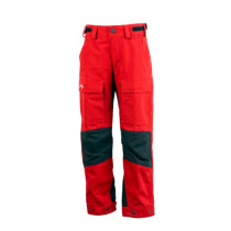 Lundhags Authentic Junior Pant Red