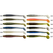 Lunker City Swimming Ribster 4""