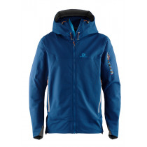 Elevenate Men's Free Rando Jacket Twilight Blue