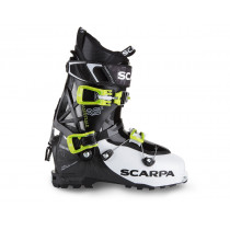 Scarpa Maestrale Rs² White/Black/Lime