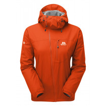 Mountain Equipment Kinesis Wmns Jacket Magma