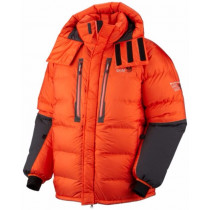 Mountain Hardwear Absolute Zero Parka State Orange / Shark