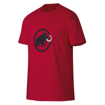 Mammut Logo T-Shirt Men Inferno