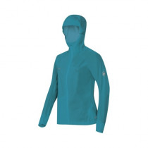 Mammut Mtr 201 Rainspeed Hs Jacket Women Pacific