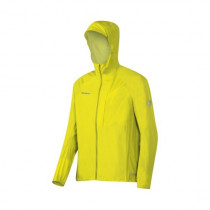 Mammut Mtr 201 Rainspeed Hs Jacket Men Limeade