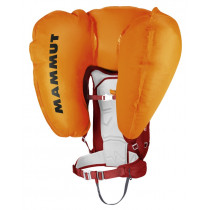 Mammut Ride Protection Airbag 3.0 Lava 30L