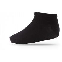 Matso Bamboo Ankle Sock Black 3pk Black