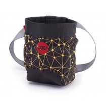 Moon Sport Chalk Bag Galaxy Black/Saffron