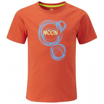 Moon Kids Scribble Tee Tango