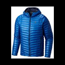 Mountain Hardwear Ghost Whisperer Hooded Down Jacket Altitude Blue
