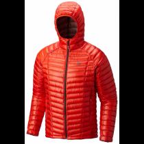 Mountain Hardwear Ghost Whisperer Hooded Down Jacket State Orange