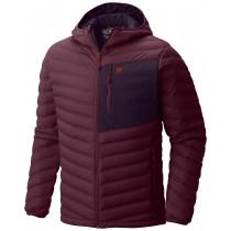 Mountain Hardwear Stretchdown Hooded Jacket Cote Du Rhone